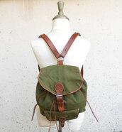 bag,cervo backpack,vintage backpack,backpack,italian backpack,girl backpack,boy backpack,mens backpack,women backpack,rucksack,leather rucksack,leather backpack,canvas backpack,canvas rucksack,linen backpack,travel backpack,travel bag,teen backpack,vintage