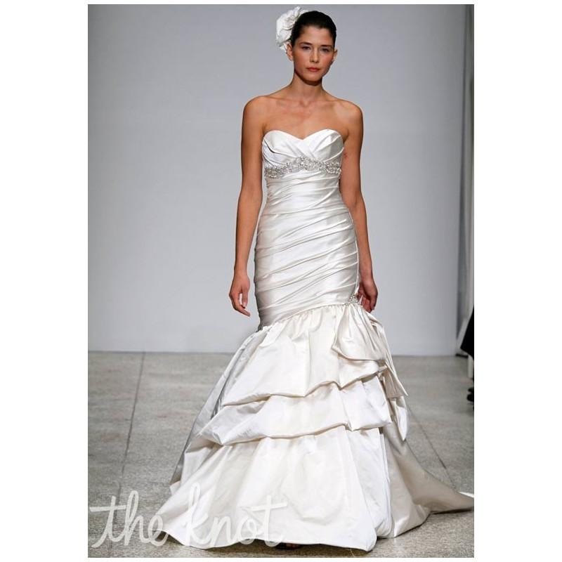 Kenneth Pool Romantic Charming Custom Made Dressesprincess