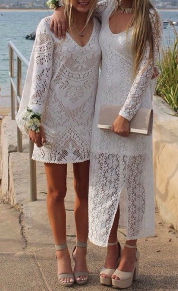 formal white white lace dress shift dress
