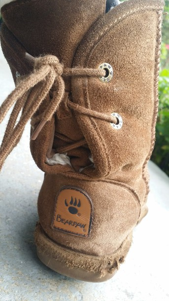 shoes bearpaw boots