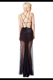 dress,black,maxi dress,lace dress,star dress,long prom dress,goth hipster,hipster punk,punk
