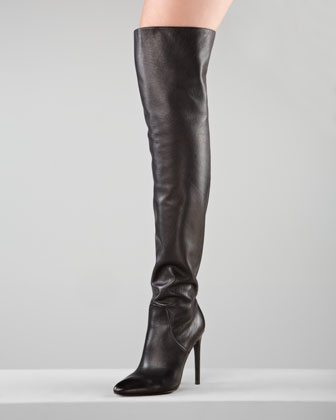 Alexander Wang Sofia Over-the-Knee Boot - Neiman Marcus