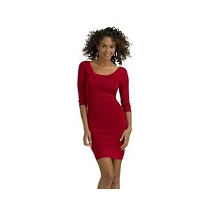 women's bandage knit dress|Popular dresses related to resh Moda.