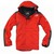 North Face Triclimate 3 In 1 Jacket Firebrick-Mens