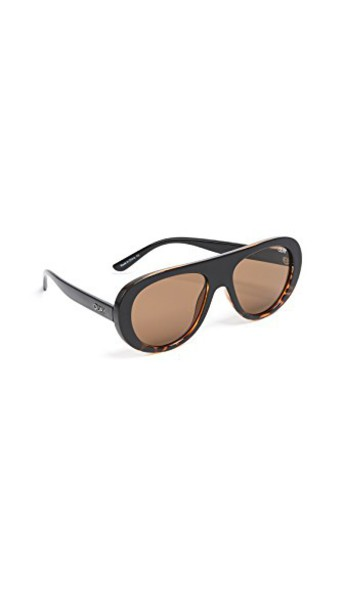 Quay sunglasses brown