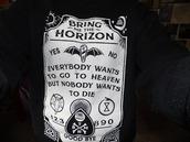 sweater,black sweater,fucking awesome,ouija,ouija board,bring me the horizon,shirt,sweatshirt,black