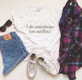 shirt netflix cure fashionista