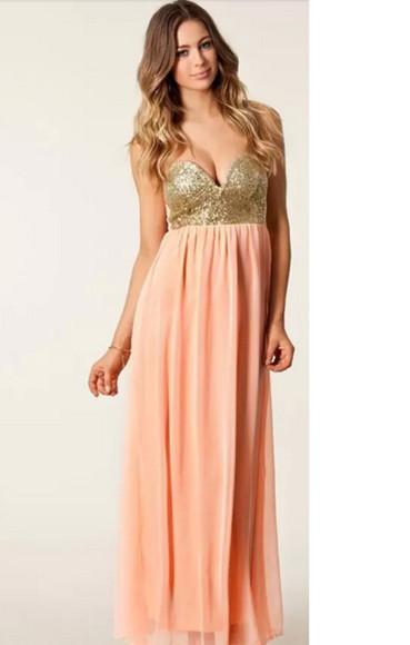 dress party dress pink pink dress prom dress glitter glitter dress