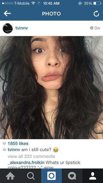 make-up lip liner