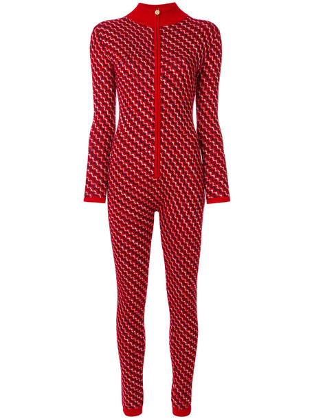 Perfect Moment jumpsuit women red