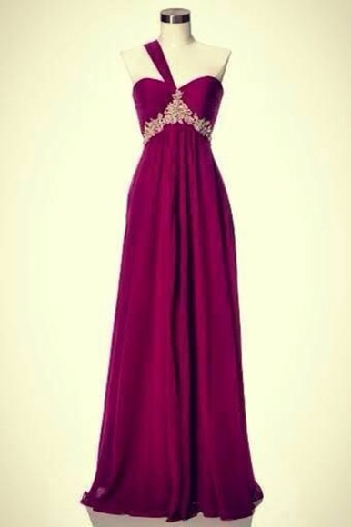 dress one shoulder prom dress long dress prom burgundy sequins sweetheart neckline