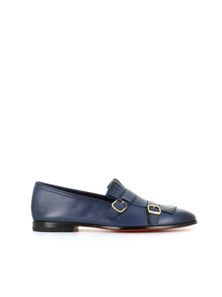 Santoni shoes blue