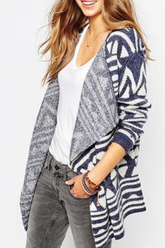 cardigan pattern fall outfits fashion kimono winter outfits warm casual style knitwear