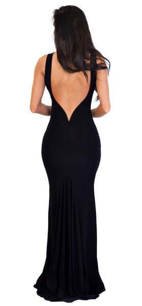 Maxi elegant alessandra dress