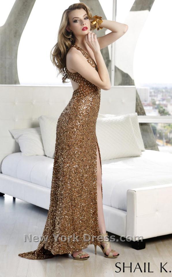 Shail k sk3166 dress