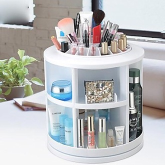 make-up home accessory make up box organizer hair accessory beauty organizer