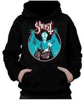 sweater,band,rock,metal,ghost,nu-goth,pastel goth,goth,merch,black