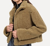 jacket,girly,girl,girly wishlist,teddy bear coat,teddy jacket,comfy,trendy,cute,fur,fur jacket