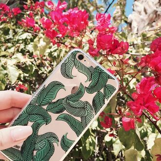 phone cover yeah bunny nature iphone cover iphone case iphone leaves tumblr