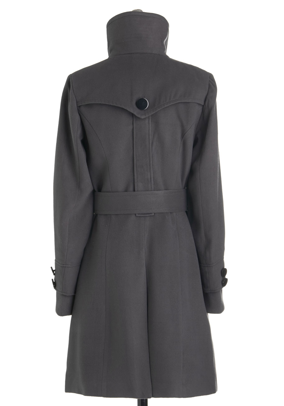 Any way, shape, or warm coat
