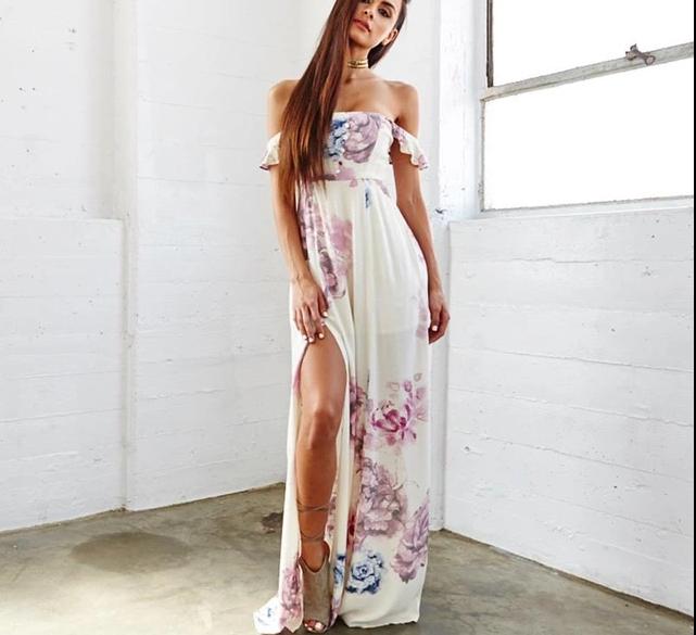 Preya Maxi Dress