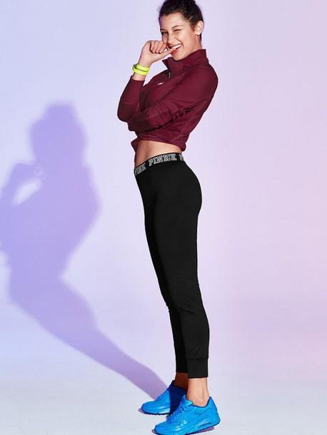 4d17e2e8a13d7 Ultimate Reversible Yoga Leggings - PINK - Victoria's Secret