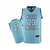 Jordan #23 North Carolina Nike Jersey Blue