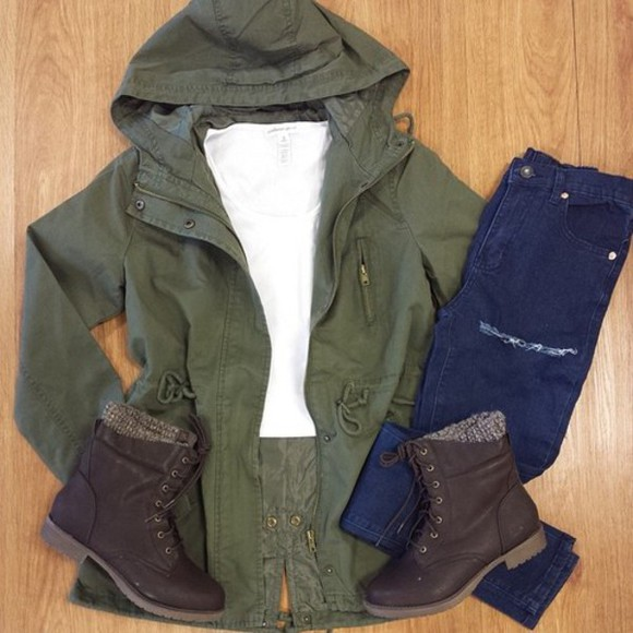 boots jeans jacket combat boots brown leather boots brown combat boots