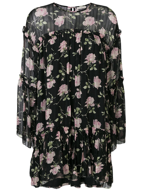 Ulla Johnson dress women black silk