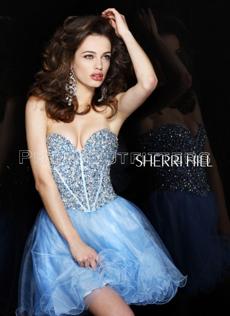 Sherri Hill - Sherri Hill 1466 Dress | PromOutfitters.com