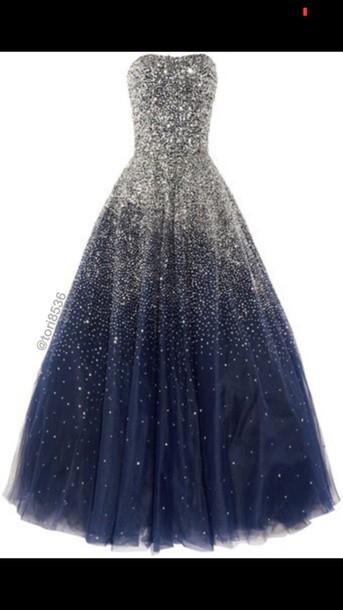 dress glitter dress