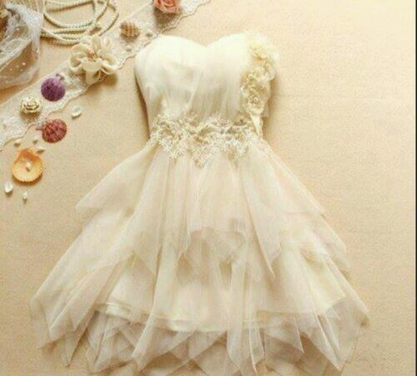 dress white dress chique bridesmaid cute lovely elegant summer dress