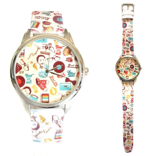 jewels watch watch colorful ziziztime ziz watch