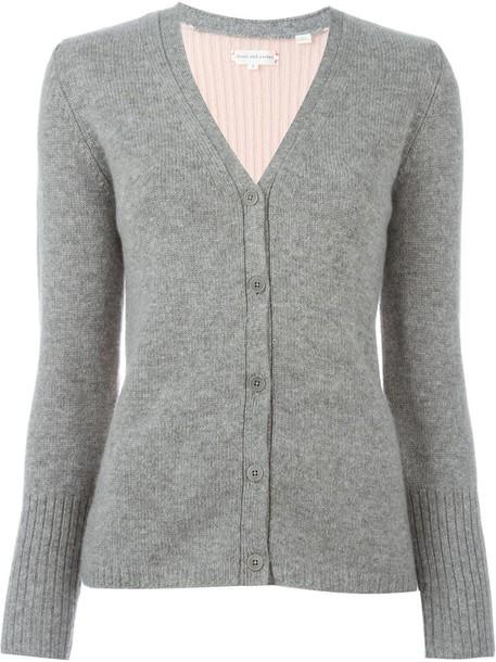 Chinti and Parker cardigan cardigan grey sweater