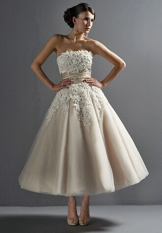 dress style scrapbook lace dress wedding dress short wedding dress