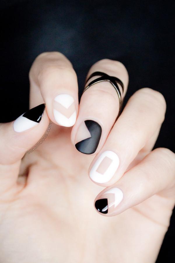 Online Shop Wholesale 15Pcs Nails Sticker Tips Guide French Manicure ...