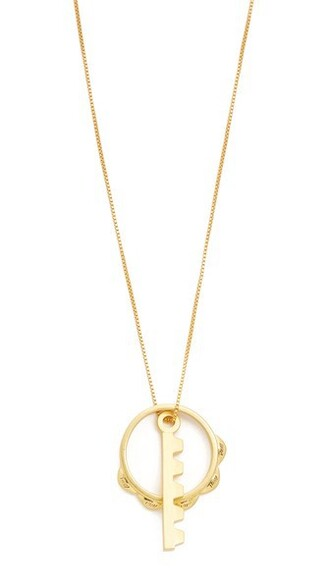 vintage pendant gold jewels