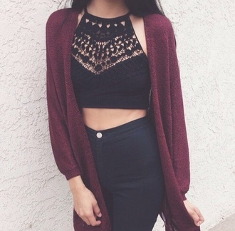 top crop tops