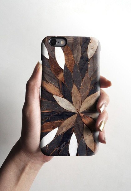 phone cover leafs case