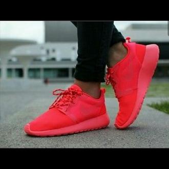 shoes nike roshe run nike athletic