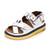 Maison Margiela Platform Sandals - Silver