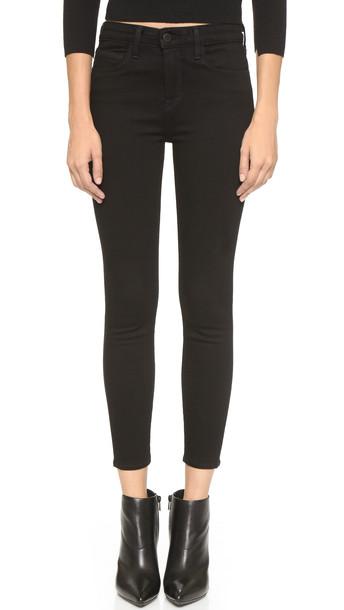 L'Agence Margot Skinny Jeans - Noir