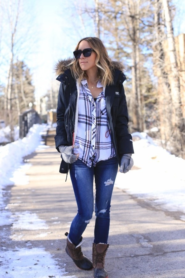 damsel in dior jeans coat jewels shoes winter outfits