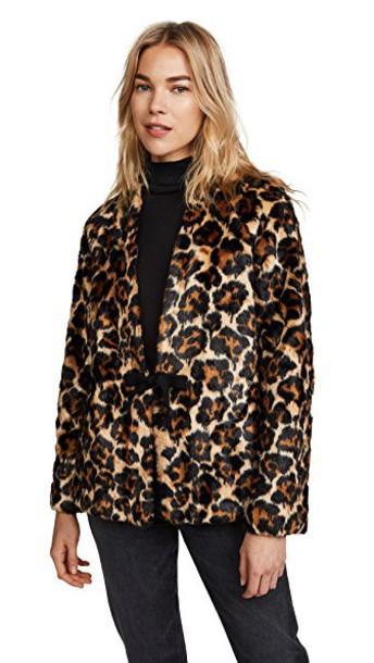 McQ - Alexander McQueen coat short