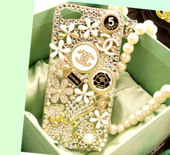 jewels iphone cover iphone 5 case iphone 5 cases chanel chanel case iphone chanel iphone case chanel phone case iphone covers iphone 5, cover, case, skin, ipad