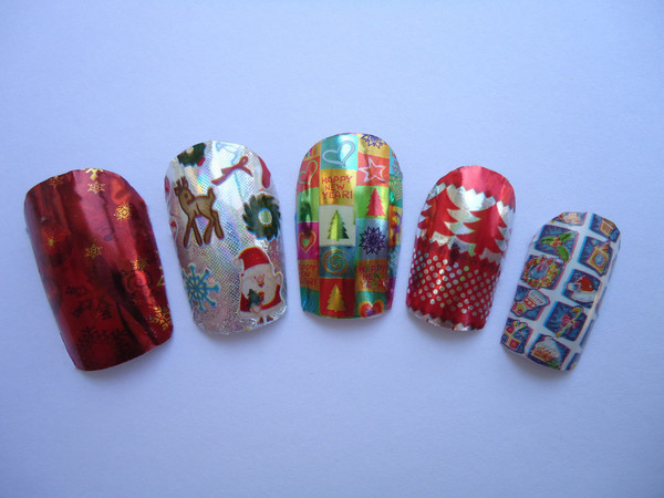 nail accessories decoration nail art nail polish christmas