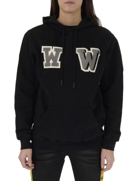 Off-White hoodie black sweater