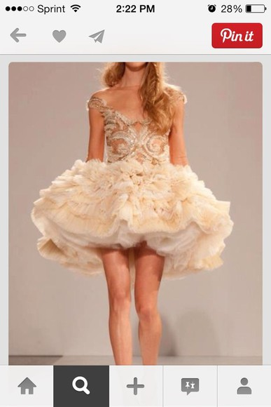 dress tutu prom dress short prom dress lace dress tutu dress