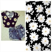 t-shirt,the top please yes thank you,its amazing,daisy,daisy top,other amazing stuff