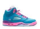 girls air jordan 5 retro (gs) - Air Jordans  | Flight Club